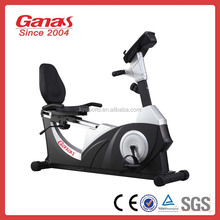 Ganas Commercial Gym Equipment Recumbent Exercise bike