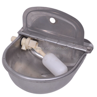 Manufacturer Supply Stainless Steel Drinking Water Bowl for Cattle