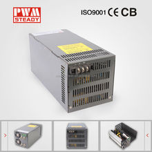 Steady CE approved SCN-1500-15 Hotsale high power 1500W 12v smps open frame