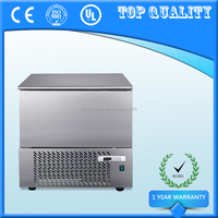 75L Stainless Steel Commercial Mini Deep Freezer