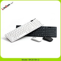 2015 hot selling wireless keyboard and mouse cheap china electronics market trackball mouse keyboard made in shenzhen factory