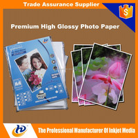 Photo Paper Sizes 4x6 5x7 A3 A4 Inkjet Premium Glossy Photo Paper