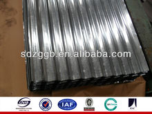 GI roofing sheet, zinc coated