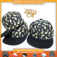 children hat snapback hat/cap wholesale
