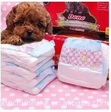 Pañal para mascotas, perro del animal doméstico del pañal, pañales desechables para mascotas
