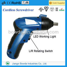 Professional mini LED power tool industrial automatic screwdriver