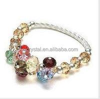 Shamballa crystal bracelet