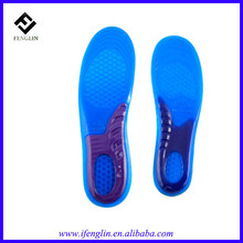 comfortable design wholesale silicone gel orthotic insoles for shoe making