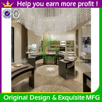 High quality jewelry store display furniture for jewellery shop fitting