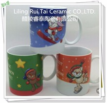 promotional mug christmas mug cheap ceramic mugs