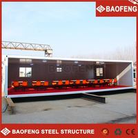 Movable Modern Prefabricated Modular conteiner home
