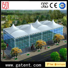 Football Tent,Park Shade Tent,PVDF Cover ,Membrane Steel Structure