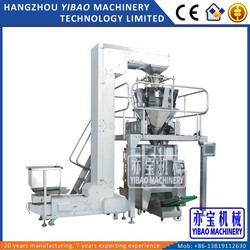 Fully Automatic Gusset Bag Tea Packing Machine