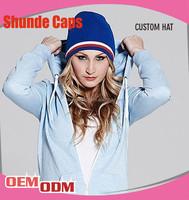 Fashion Custom Korean Winter Hat Baby Girl Winter Hats Cute Winter Hats For Girl