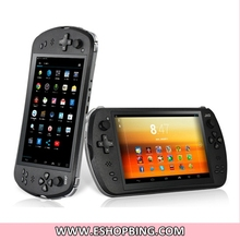 7inch Game Console Android Table PC Android 4.2 Quad Core IPS 2GB 8GB Support HDMI WIFI Bluetooth HDMI