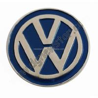 Die casting vw car badge emblems