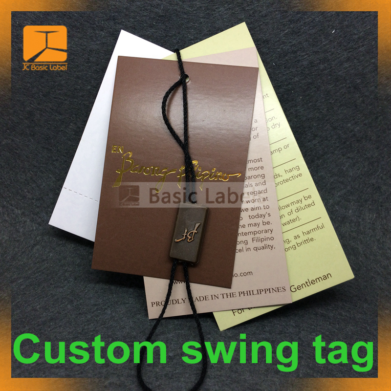 custom paper tags Uline stocks a wide selection of tags including shipping tags and hang tags  paper wrap peanuts strapping  custom printed tags inspection tags.