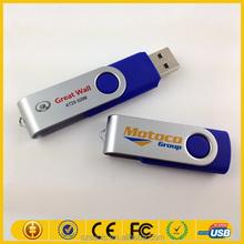 Bulk buy from china 8GB/16GB/32 GB/ 64 GB/ 128 GB micro Swivel USB 2.0 Flash Drive