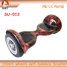 2016 10 inch two wheels electric scooter self balancing hoverboard with bluetooth speaker