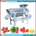 Industrial de piña/de tomate/zanahoria extractor de jugo de la máquina