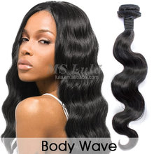 hairstyles can be dyed sales custom labels body wave braiding human hair