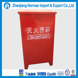 Fire extinguisher box/fire resistant cabinet