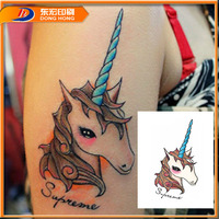 hot new products for 2015 king horse temporary tattoo,face temporary tattoo