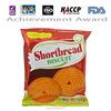 FDA/BRC/HACCP Healthy Shortbread biscuit