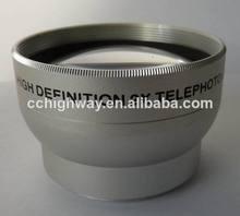 Para piezas de repuesto de nikon con 37mm 2.0x uv46mm para piezas de repuesto de sony
