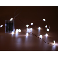 5m 50 Lights Custom Cheap Battery Operated String Lights