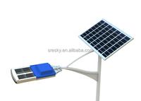 High Power High Mast Ce Solar Led Street Lights 80W