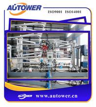 bespoke engineering Anthracene oil hydrogenation skid mounted filling system