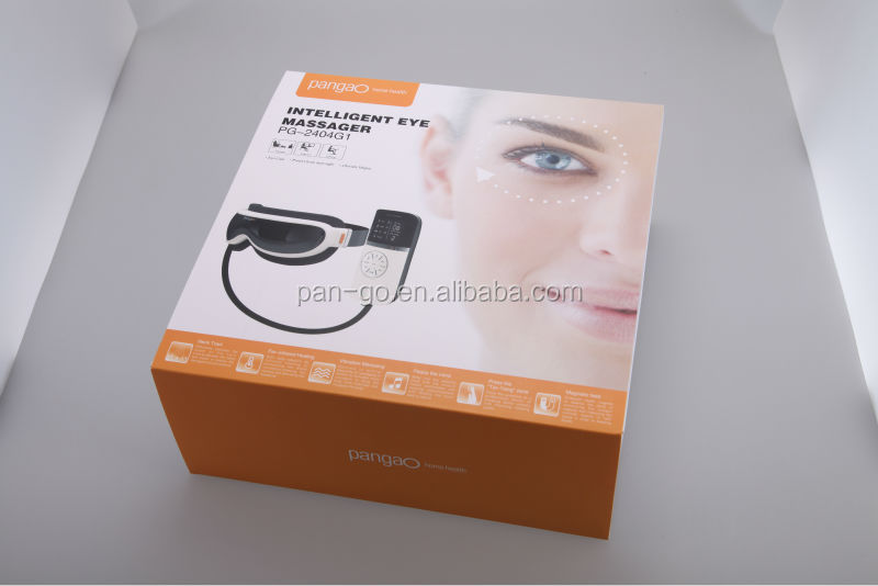 Alibaba China supplier electric eye vibrator massager with CE,FDA