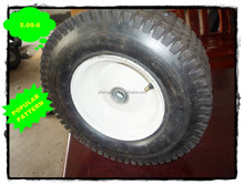 13 inch rubber drive wheel for sale 5.00-6