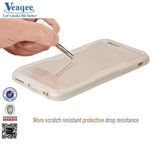Veaqee best selling products pc+tpu & plastic hard case cover for iphone 6s