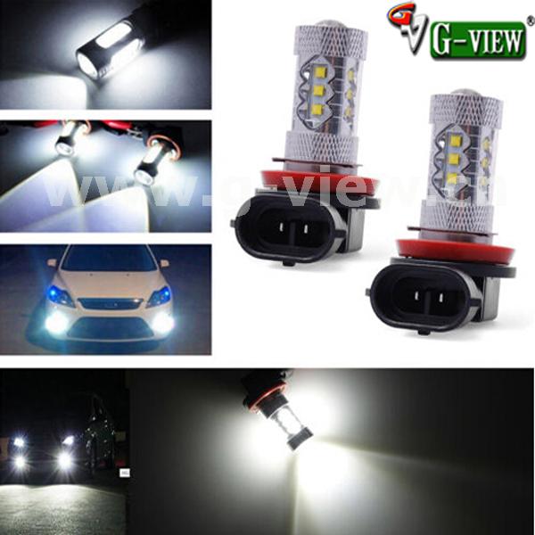 Hotsale superbright New 80w auto led car light Creechip led auto lighting for 9005 bulb