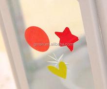 cheap factory price cell phone sticker/cute screen sticker/decorative sticker