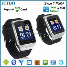 Best !! 1.5inch 3G FM GSM CDMA wifi wrist watch cell phone