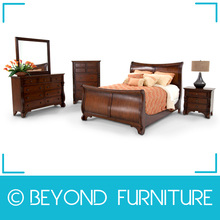 American Oak Wood Modern Design Bedroom Furniture