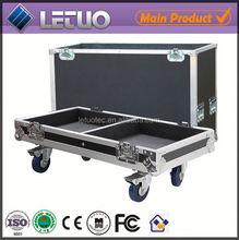 Aluminum flight case road case transport crate case 2015 new products 15 inch speakers aluminium storage box