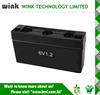 Special offer Plastic 6v 1.2ah Back up Battery Storage Case