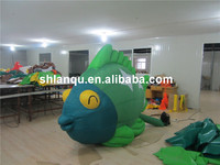 Promotional Advertising Cheap Custom Inflatable Model, Inflatable Fish Model for Sale