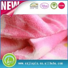 cheap cute cartoon printed adult baby super soft polar coral fleece blanket