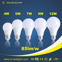 HK Electronic e26 bulb 110v china manufacturer promotional