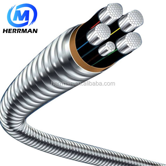 Corrugated Control Cables : Cable machine corrugated view
