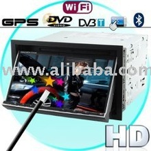 7 inc HD Touch Car DVD Player ( Wifi and GPS and DVB-T)