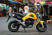 MSX125 two wheeled motorcycle Road motorcycle sports car