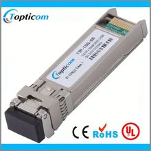 100% New dual fiber 120km 1310nm optical wifi module rj45 sfp