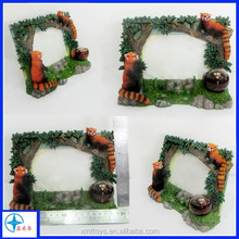 picture frame with flowers engrace for home decoration