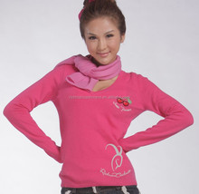 Ice Cream Cashmere Pullover Cashmere Sweaters Women's Clothing